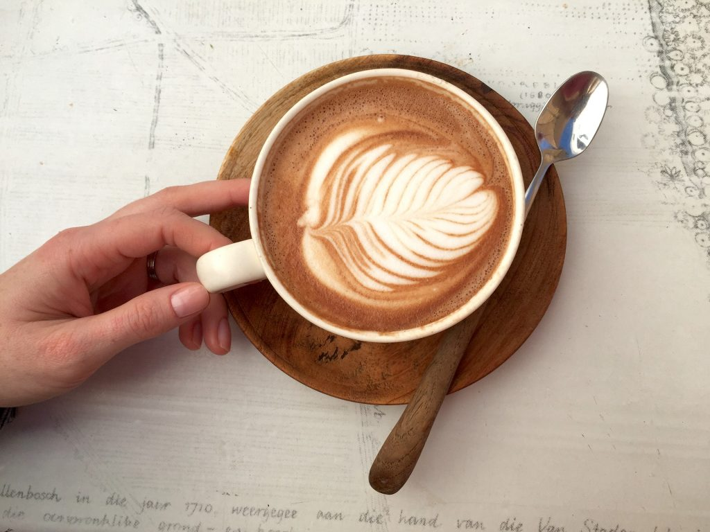 Coffee With a Spoon