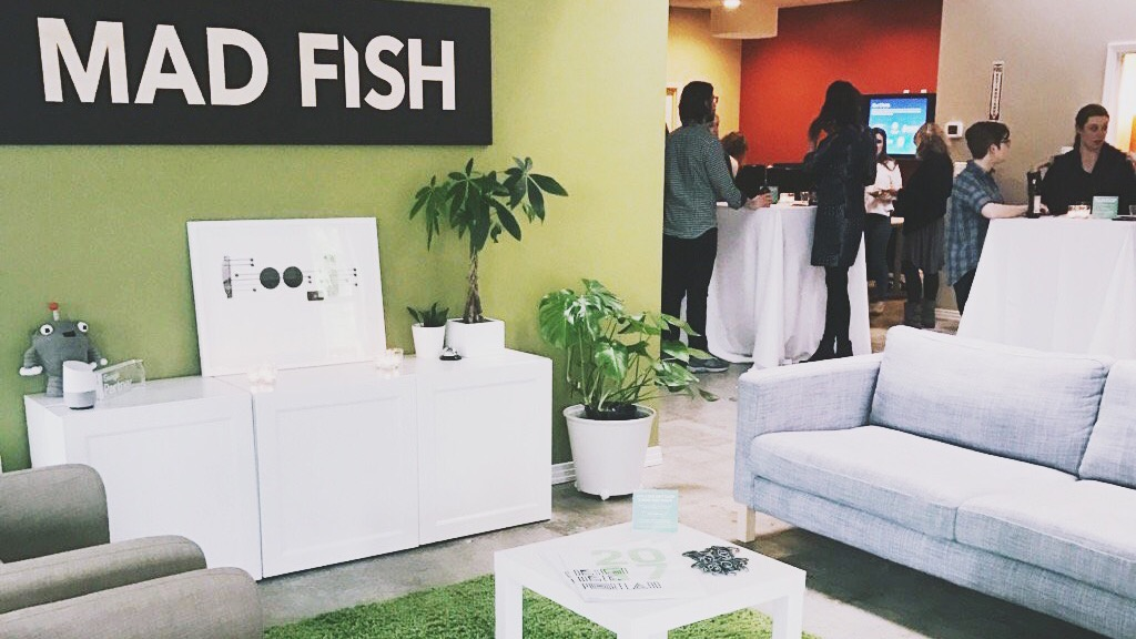 Mad Fish Design Week Open House 2017